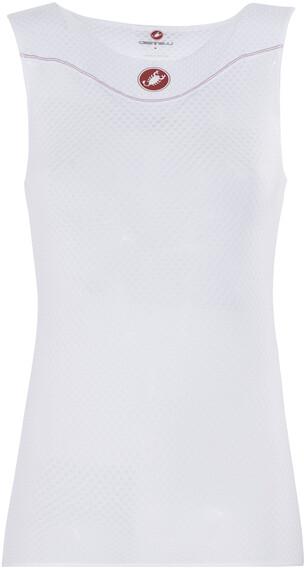 Castelli Pro Issue Sleeveless Baselayer Jersey Women white